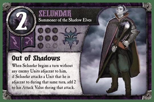 Selundar deck build (Shadow Elves) - Guide, Tabletop games